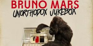 Pochette de l'album de Bruno Mars