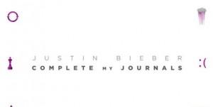 Justin Bieber avec Journals