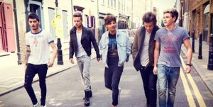 One Direction : le groupe pour Midnight Memories
