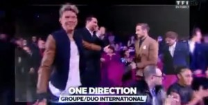 One Direction aux NMA 2014