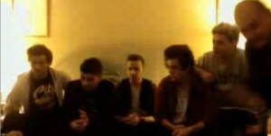 One Direction : Twitcam
