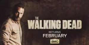 The Walking Dead saison 4 en 2014