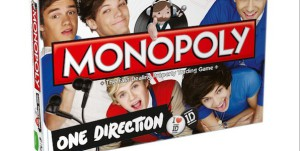 One Direction : le Monopoly