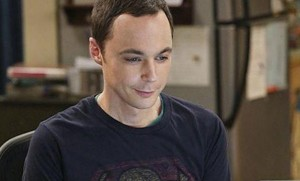 Sheldon dans The Big Bang Theory