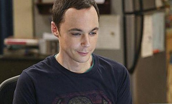 Sheldon dans The Big Bang Theory
