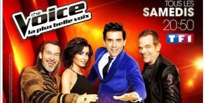 The Voice 3 sur TF1