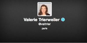 Valérie Trierweiler : son Twitter