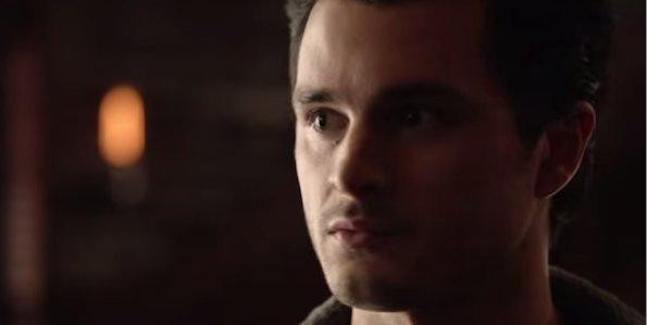 Enzo de The Vampire Diaries saison 5