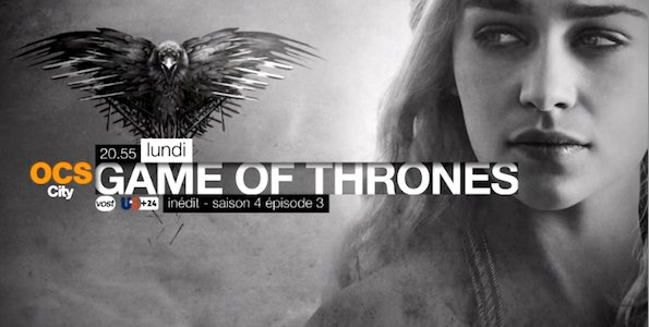Game of Thrones saison 4 complet serie streaming …