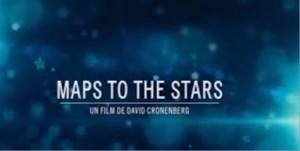 Maps to the stars avec Robert Pattinson