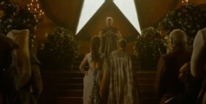Le mariage de Game of Thrones saison 4