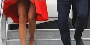 La robe de Kate Middleton
