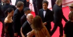 Leila Hatami fait polémique à Cannes