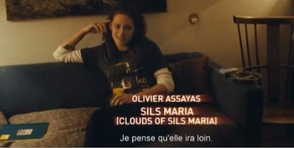 Kristen Stewart dans son nouveau film Sils Maria