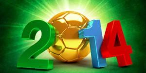 Mondial 2014 au Brésil