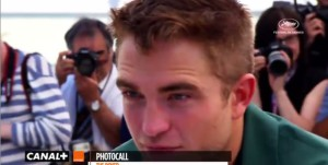 Robert Pattinson au Festival de Cannes 2014