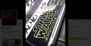 Star Wars 7 en tournage
