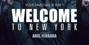 Welcome to New-York sur l'affaire DSK