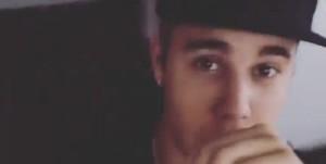 Justin Bieber sur Instagram