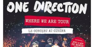 One Direction encore au cinéma