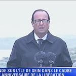 François Hollande buzz sur Twitter avec un «Ice Bucket Challenge»