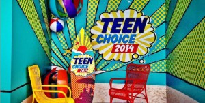 Illustration Teen Choice Awards 2014