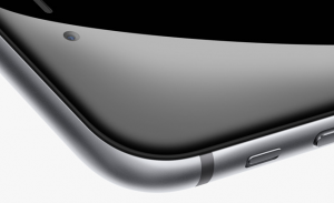 Photo angle d'un iPhone 6 et iPhone 6 Plus