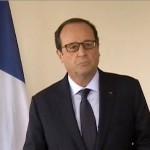 VIDEO : après l'assassinat d'Hervé Gourdel, Hollande s'exprime