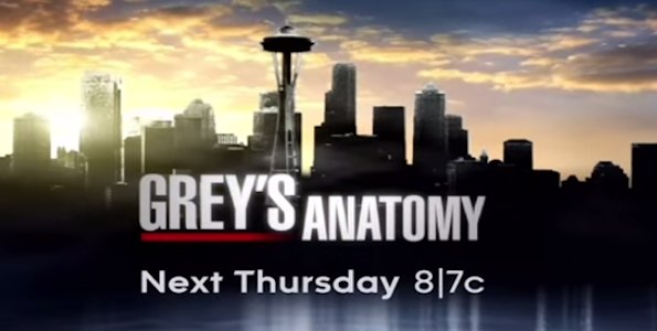 La série TV Grey's Anatomy saison 12