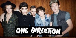 One Direction pour l'album Four