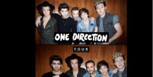 One Direction pour Four