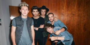 One Direction : le groupe pour Four