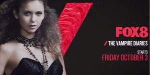 Promo australienne pour The Vampire Diaries saison 6