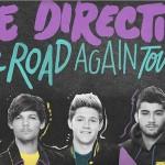 Les One Direction modifient la tournée On The Road Again