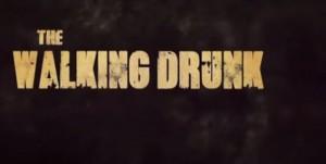 The Walking Drunk, la parodie