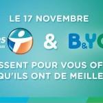 Les nouvelles offres de Bouygues Telecom/B&You