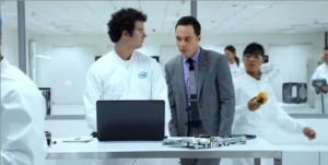 The Big Bang Theory : pub Intel