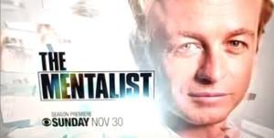 The Mentalist saison 7 dès le 30 novembre