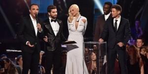 Les NRJ Music Awards 2014 sur TF1