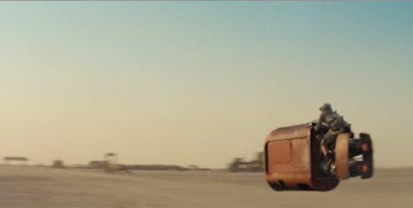 Star Wars 7 : bande-annonce officielle