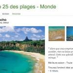 Le TOP 2015 des plus belles plages du monde
