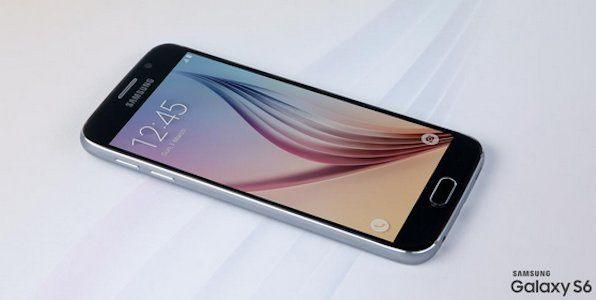 Photo du Samsung Galaxy S6