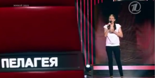 The Voice en Russie