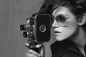 Kristen Stewart pour Chanel / All Rights Reserved