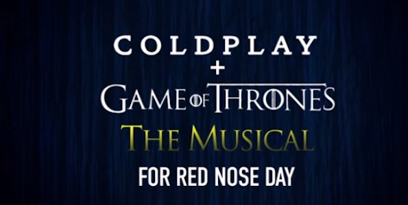 Coldplay avec la comédie musicale Game of Thrones