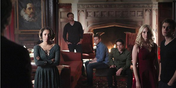 Final de The Vampire Diaries