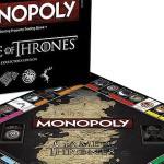 Découvrez le Monopoly Game of Thrones