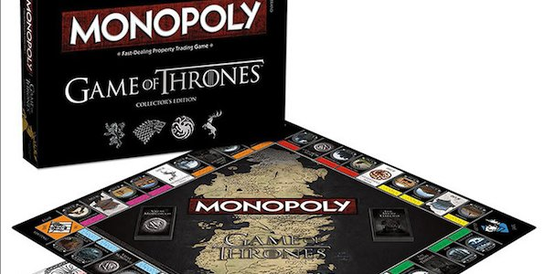 Game of Thrones : monopoly