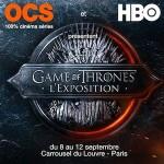 L'expo Game of Thrones à Paris déjà complète?