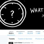 Justin Bieber : What Do You Mean déjà sur le net?